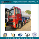 China Made Aluminum Alloy Oil/Powder Tank Truck with High Quality and Competitive Price for Sale