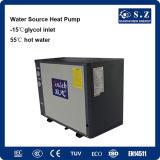 Heating Room 20kw/25kw Evi Ground Source Geothermal Energy Water Heater