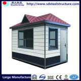 Light Steel Small Mobile House-Sentry Box-Watch Box