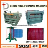 Dx Auto Crimping Curved Roll Forming Machine