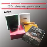 Aluminum Cigarette Case 25s Cigarette Pack