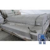 Polished G603 Light Grey Granite Kerbstone / Road Kerb