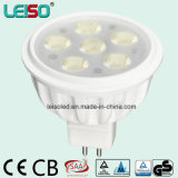 Standard Size 500lm Dimmable MR16 LED Spotlight (LS-S505-MR16-ED-NWWD/NWD)