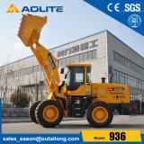 Aolite Small Hydraulic Wheel Loader for Sale