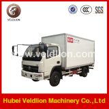 4X2 Dongfeng 6tons Van Cargo Truck