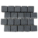 Grey Granite Cobble Stone Pavers for Patio, Driveway, Landscape