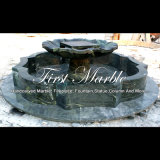 Green Marble Fountain for a Gift Mf-1002