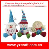 Christmas Decoration (ZY14Y535-1-2-3) Christmas Tree Decoration Christmas Goods