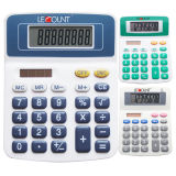 Optional 8 Digits/12 Digits Dual Power Desktop Calculator (LC260)