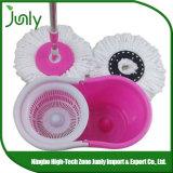 Rotating Spin Mop 360 Bucket Floor Microfiber Mop