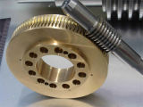 High Quality Brass Worm Gear and Pinion, Brass Worm Wheel