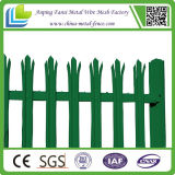 China Cheap Security Euro Steel Palisade Fence