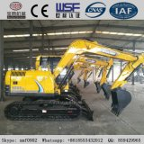 Baoding Construction Machinery Small Yellow 0.2-0.5m3 Bucket Crawler Excavator Machine