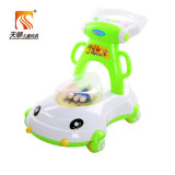 China Wholesale Special Baby Walker with 4 Plastic Wheels