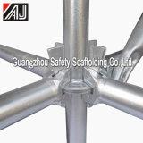 Galvanized Steel Round Ring Scaffolding, Guangzhou Manufacturer