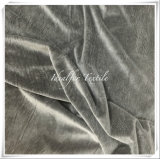 Polyester Faux Lamb Fur with Embossed