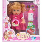Laughter Music with Pronunciation Bottles Baby Doll