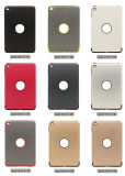 Fast Delivery Hybrid TPU+PC Combo Tablet Case for iPad Mini 4 in Nine Colors