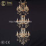 Hot Sale Decoration Crystal Lamp Meria Theresa (AQ50011-5+5+5)