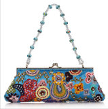 National Style Designer Lady Clutch Evening Hand Bag (XW109)