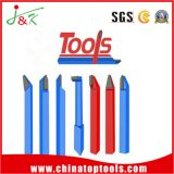 Selling 45# Steel Carbide Tipped Tool Bits/Lathe Turning Tools