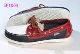Genuine Leather Casual Boats Men Shoes