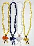Fashion Perfume Bottle Pendant Necklace