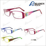 Fashion Optical Glasses with Pattern Readsun Optical Original Design (OM124008)
