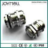 Electric IP68 RoHS M8 Metal Cable Gland