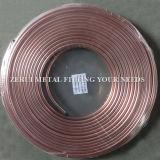 50m Long Flexible Pancake Coiled Copper Pipe for Split AC