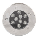 High Quanty 9W Inground Light with 2 Years Warranty