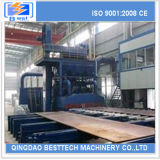 High Efficiency Steel Factory Shot Blasting Machine