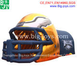 Inflatable Helmet Tunnel Tent, Cheap Inflatable Tent for Sale (BJ-tent30)