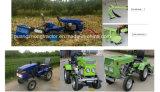 Mini Farm Tractor Garden Small Tractor 12HP 18HP with Trailer Tiller