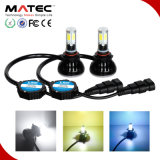 Wholesale H4 9005 Hb3 80W 8000lm CREE LED Headlight Kit Hi/Lo Beam CREE Car LED Light Bulbs 8000k