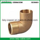 High Pressure OEM Bronze Male Elbow (AV-QT-1030)