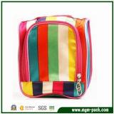 Latest Colorful Rainbow Popular Cosmetic Bag