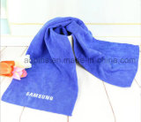 Custom 100% Cotton Towel with Embroidered Logo (AQ-035)