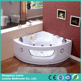 Corner Massage Jacuzzi Bathtub with Ozone Function (CDT-001)