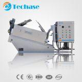 Volute Press Sludge Dewatering Machine for Eletroplating Industry Better Than Belt Press
