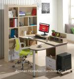 Modern Corner Wooden Combination Working Computer Desk