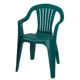 Cheap Barrel Armless Plastic Chair for Weeding