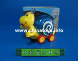 Battery Operated Snail Toy with Light Plastic Cartoon Toys (665904)