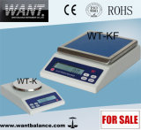 CE Approved Easy Weighing Machine Scale (5000g/5200g*0.1g)