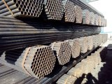 Hot Rolled ERW Steel Pipe for Building Material