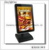 Restaurant Indoor LCD Advertising Display