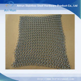Stainless Steel Ring Mesh for Decorative Screen