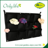 Onlylife Eco-Friendly Hanging Grow Bag Felt Vertical Planter
