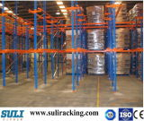 Deep Lane Drive in Pallet Rack for Warehouse Solutions
