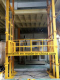 Hydraulic CE approved four post car lift for sale